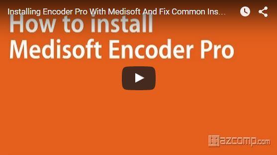install medisoft encoder pro