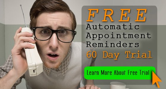 Automatic appointment reminder system for Medisoft or Lytec - get 60 day free trial