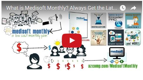 What is Medisoft Monthly?