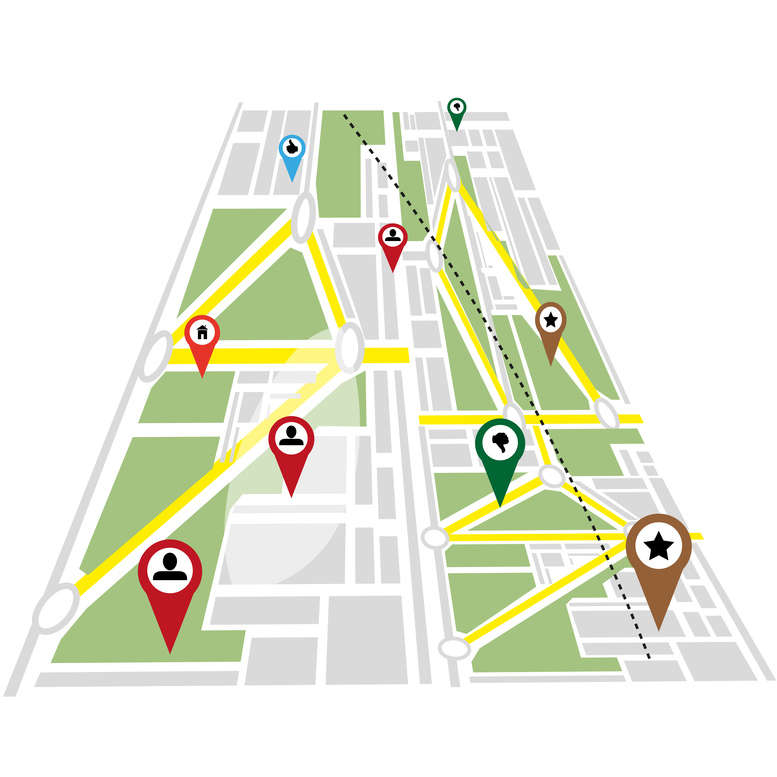Finding Your Car With Google Maps Azcomp Technologies