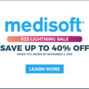 Medisoft v23 sale