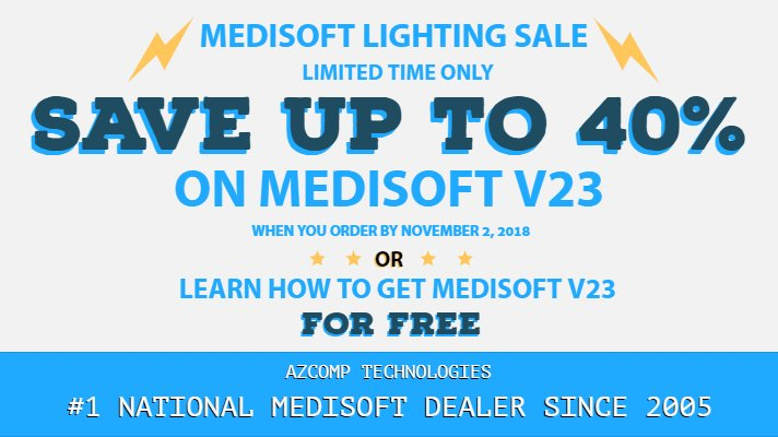 Medisoft v23 lighting sale