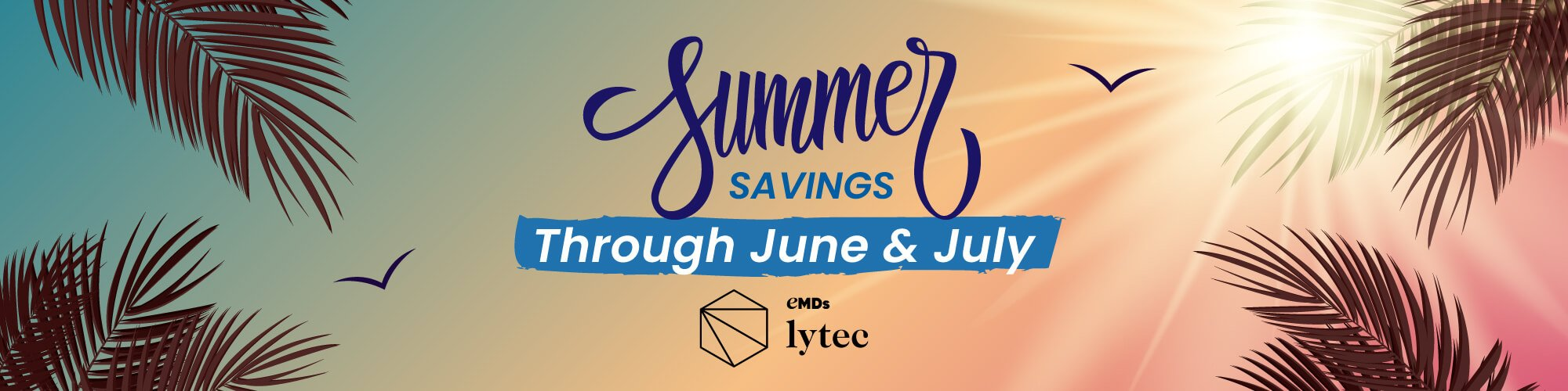 Lytec 2021 summer sales event
