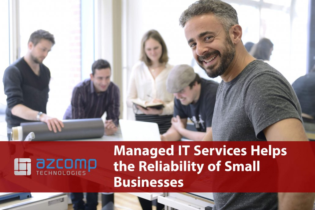 managed IT services helps small businesses