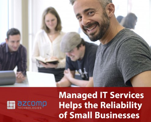 managed IT services helps small businesses reach their goals