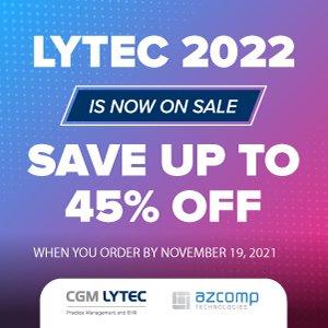 Lytec 2022 sale 45 off